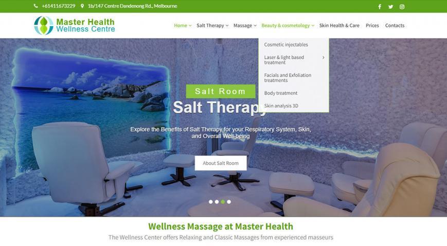 EDIT Master Health Wellness Centre